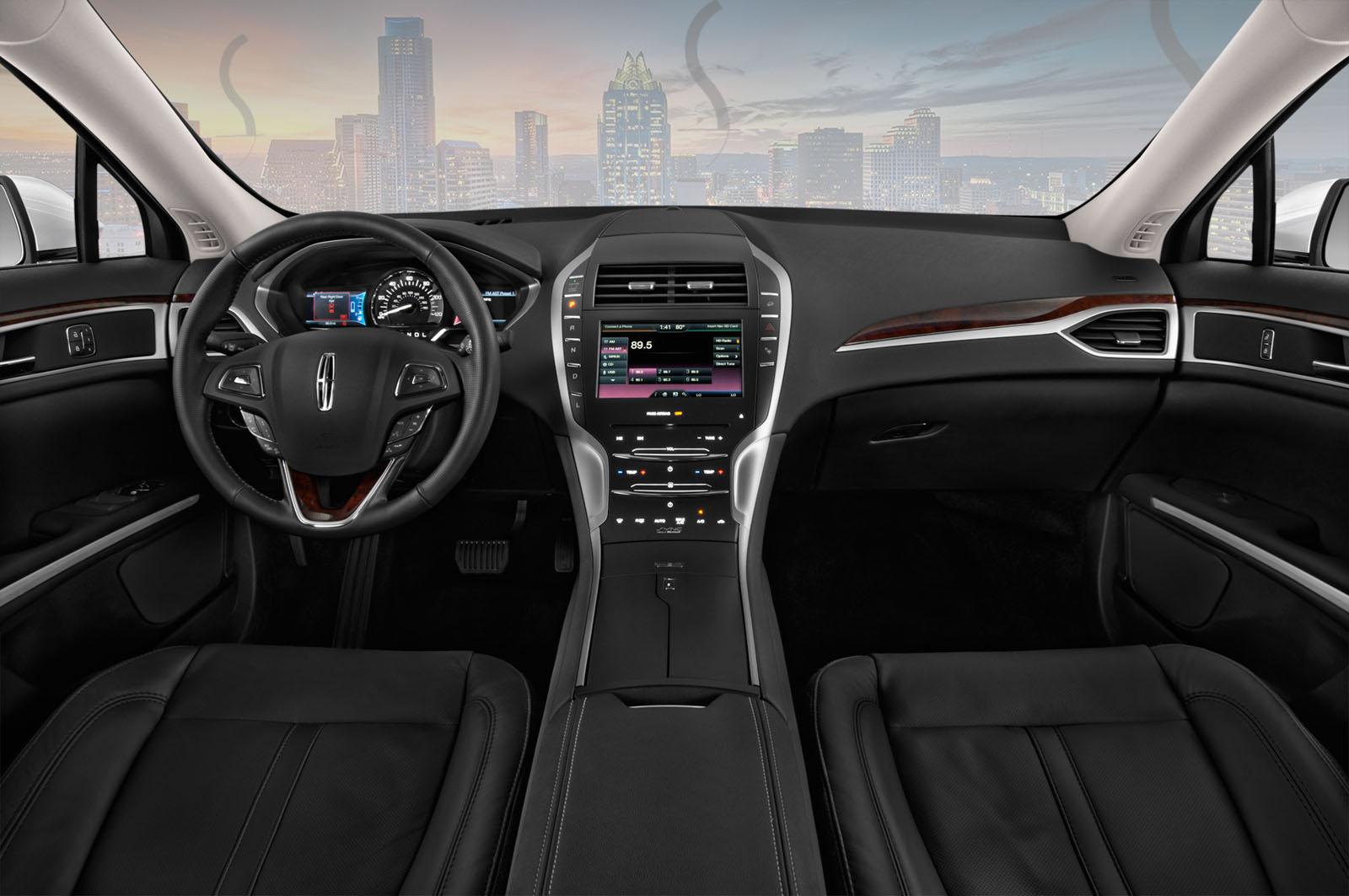 Lincoln Mkz Hybrid Sedans Comsedans Com